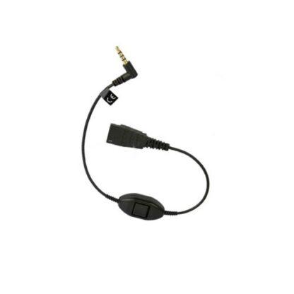 Avaya DECT 373x Headset QD Adapter